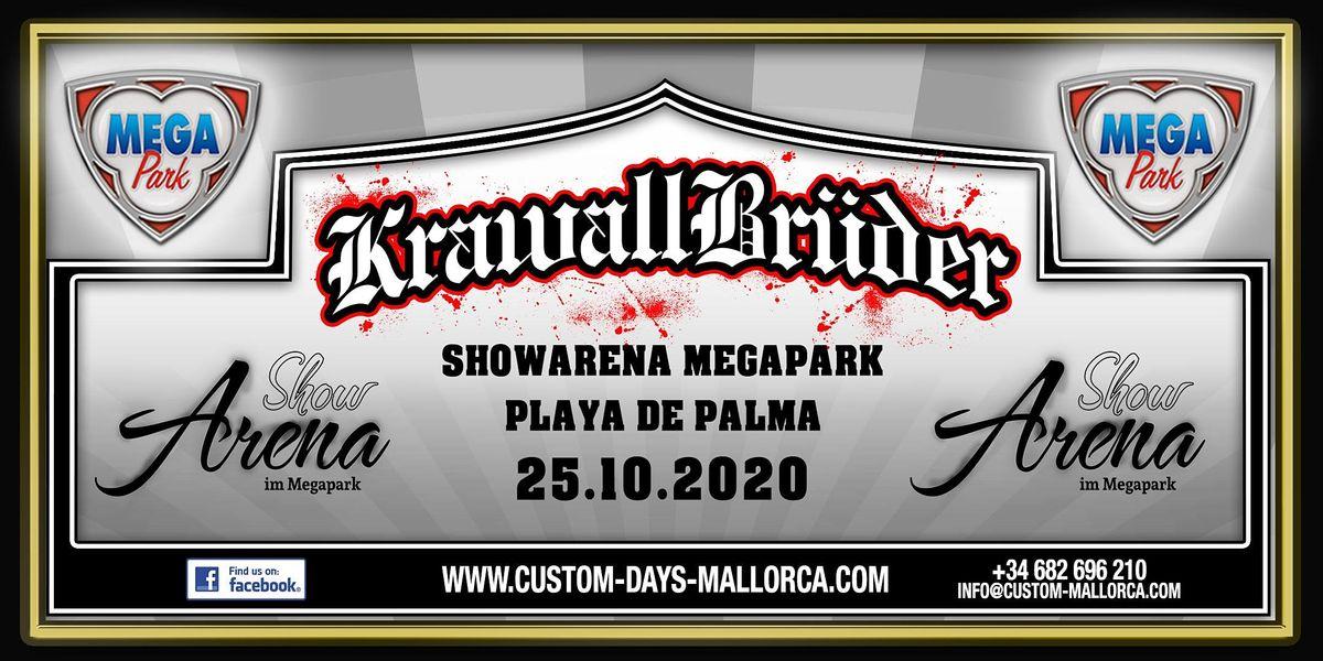 Krawallbrder Mallorca  25.10.2020