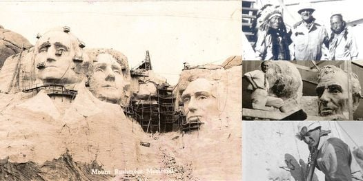 'The Mount Rushmore Scandal: Chief Carver's (Nearly) Lost Legacy' Webinar, 13 May | Online Event | AllEvents.in