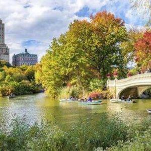 Under 15 - History of Central Park Tour