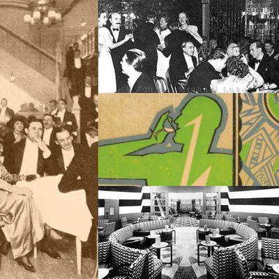Londons Underground Nightlife & Nightclubs of the 1920s & 30s Webinar