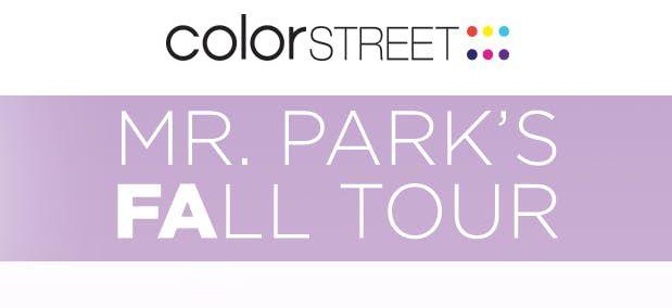 Mr. Parks Fall Tour - ColumbusGrove City OH