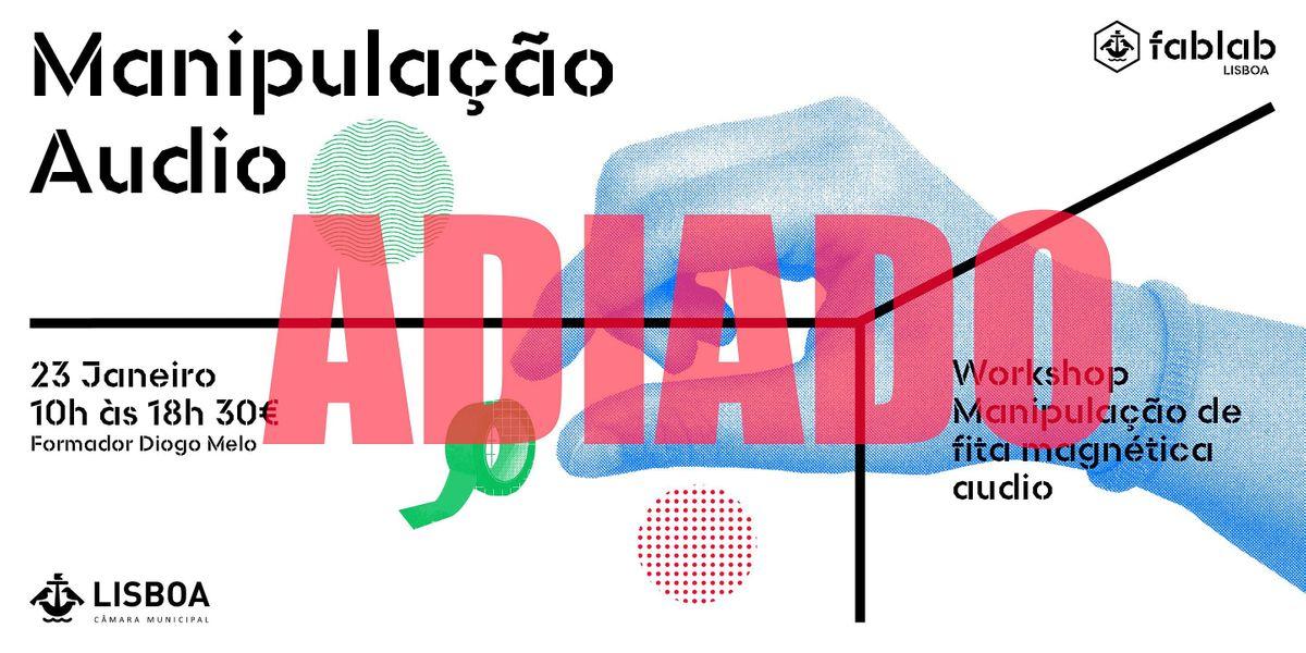 Workshop - Manipulação de fita magnética audio, 31 December | Event in Lisboa | AllEvents.in