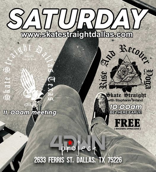 Saturday Yoga, Skate, and Meeting | Event in Dallas | AllEvents.in