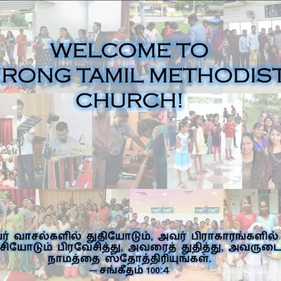 Jurong Tamil Methodist Church Sunday Worship Service