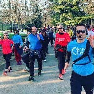 3 Ottobre FitnessWalk Firenze Parco delle Cascine