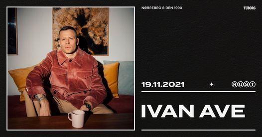Ivan Ave (NO)  RUST - ny dato