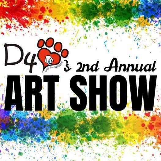 DFLs 2nd Annual Art Show