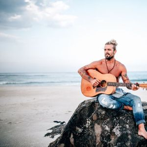 Surf Music in Paradise hosts Xavier Rudd in the Maldives