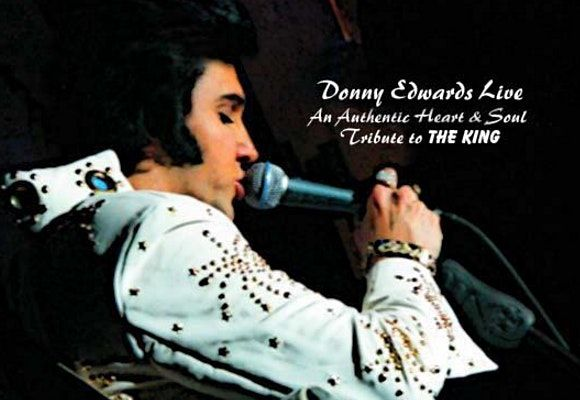 Donny Edwards-An Authentic Heart & Soul Tribute to THE KING, 30 July | Event in Arlington | AllEvents.in