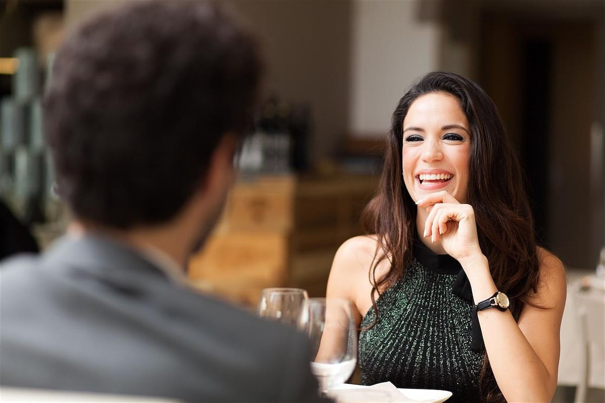 Speed dating bingley