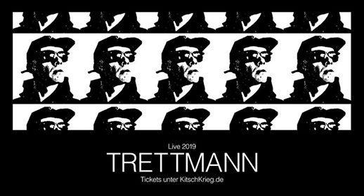Trettmann Live 2019 Leipzig Haus Auensee