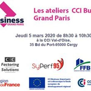Atelier CCI Business Grand Paris