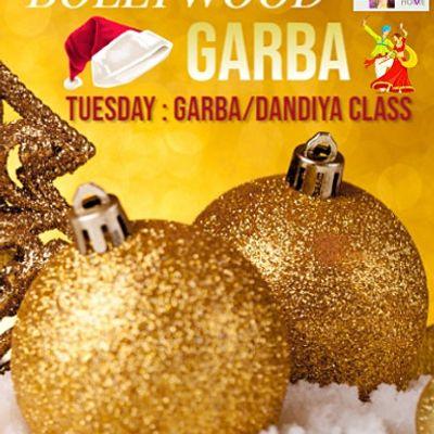 Bollywood Dance Class - Gujarati Garba