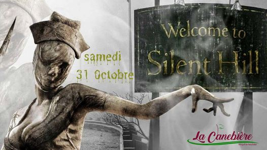 Silent Hill : La silent party d'Halloween, 31 October | Event in Neuchâtel | AllEvents.in