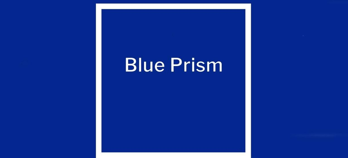 Blue Prism Training in Istanbul  Blue Prism Training  Robotic Process Automation Training  RPA Training