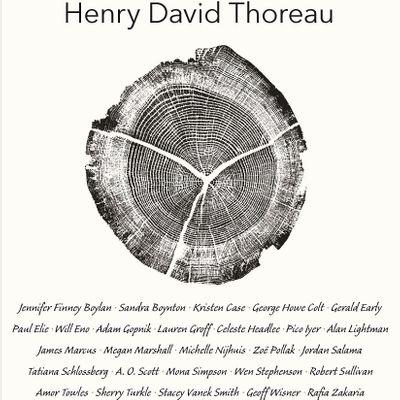 Writers Reflect on Henry David Thoreau