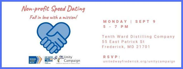 speed dating frederick md