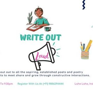 Write Out Loud 243