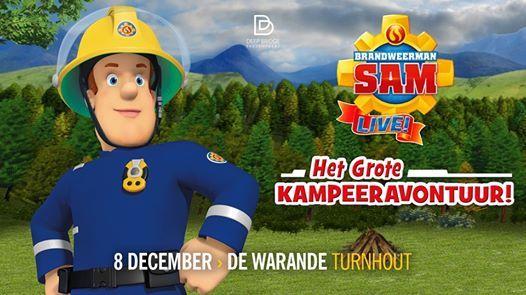 Brandweerman Sam - Het Grote Kampeeravontuur