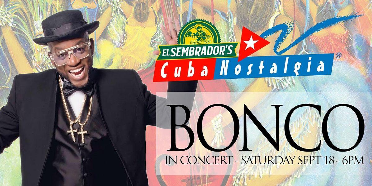 Cuba Nostalgia - Bonco en Tropicana, 18 September   Event in Miami   AllEvents.in