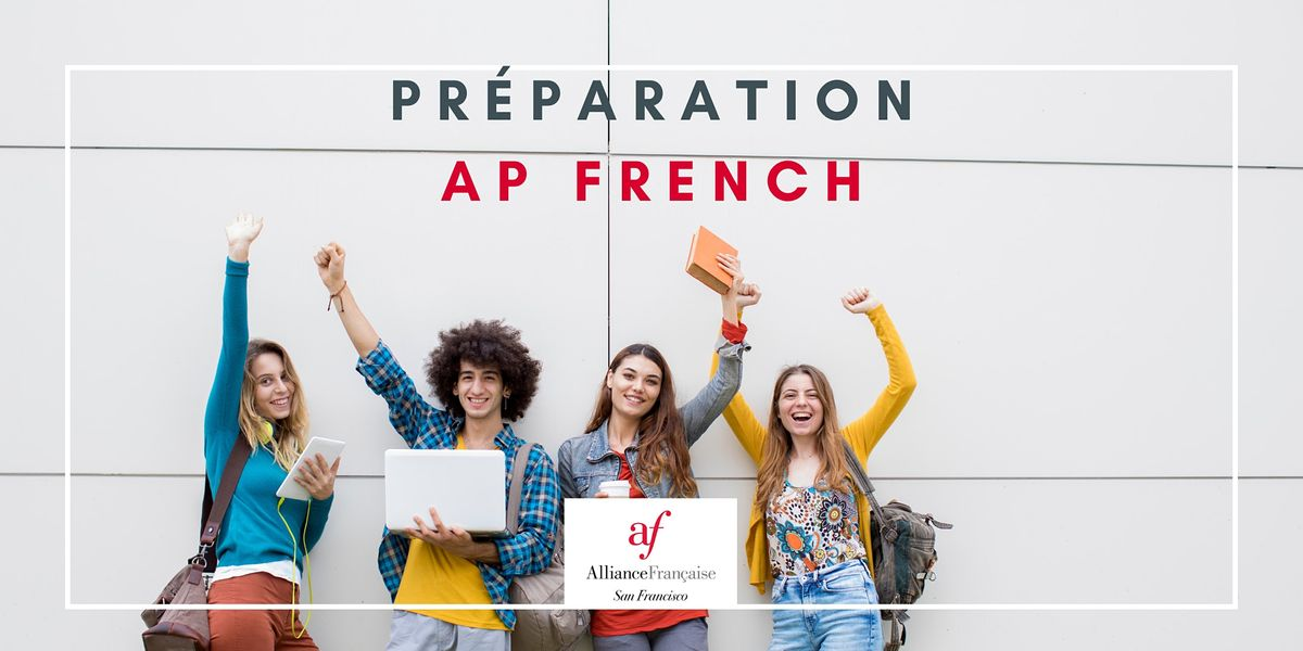 Trial Class - Préparation AP French for teens | Online Event | AllEvents.in