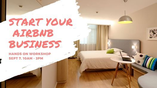 Start Your Airbnb Business at STS Training and Consulting Co
