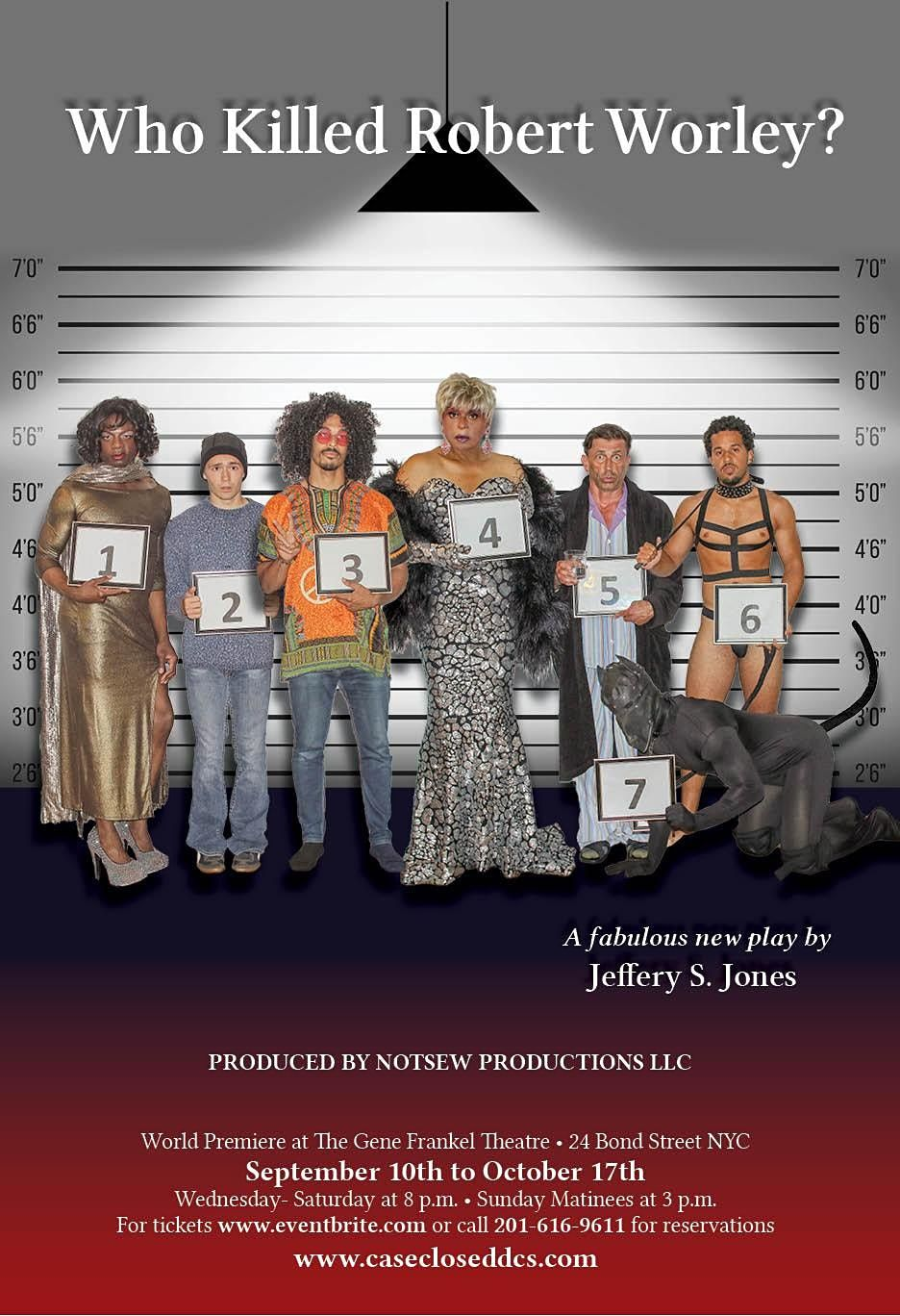 Case Closed: The Dorian Corey Story | Event in New York | AllEvents.in