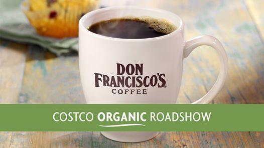 Costco Organic Roadshow - Santa Maria