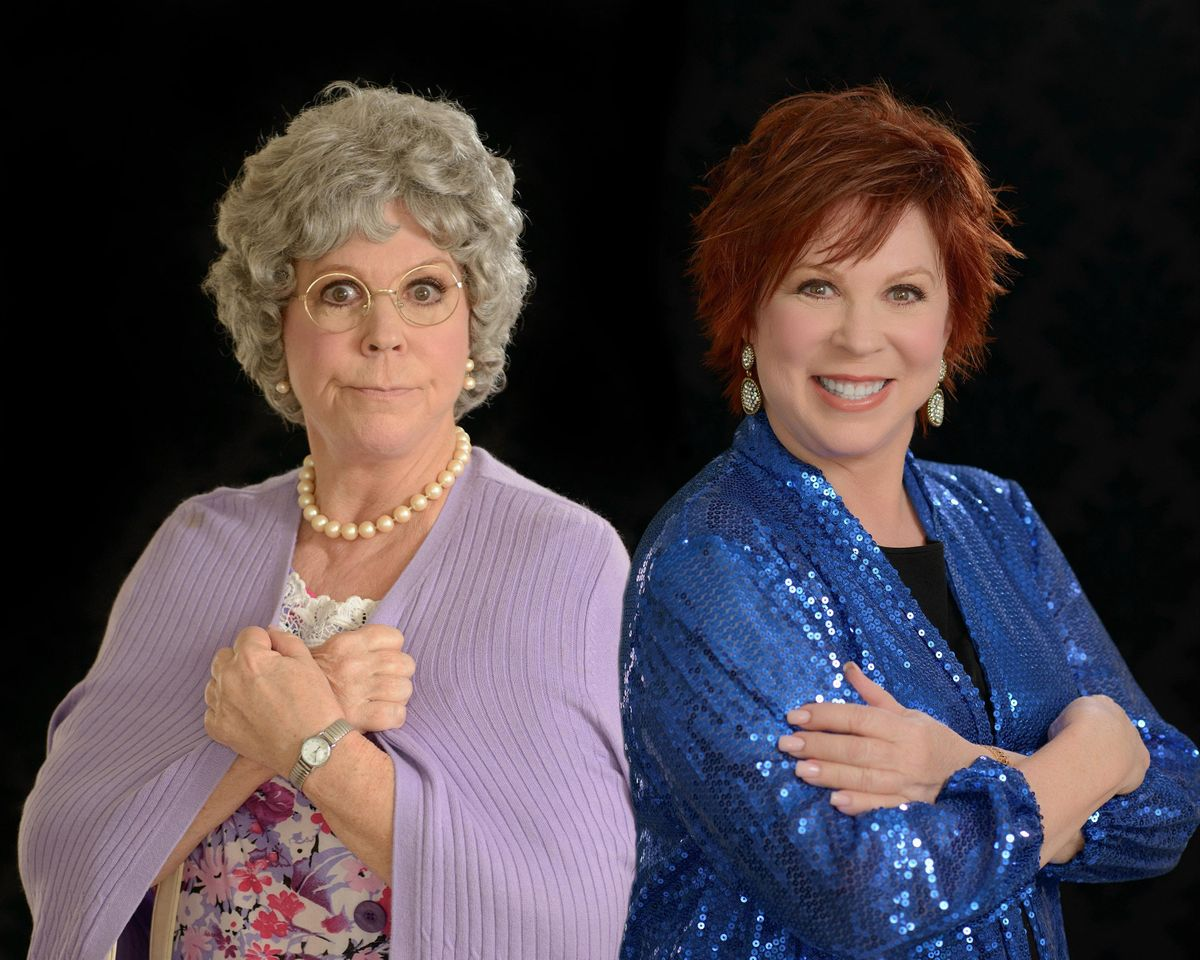Vicki Lawrence & Mama: A Two Women Show, 5 November | Event in Arlington | AllEvents.in
