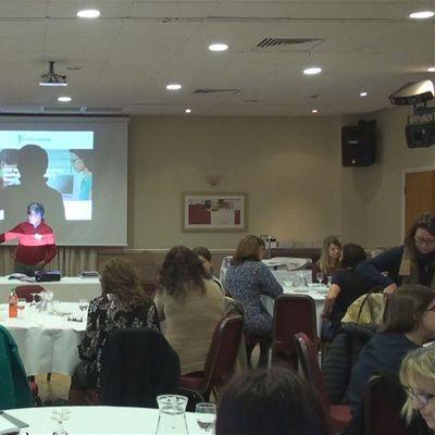 Workshop Northampton Trauma the Brain and Recovery
