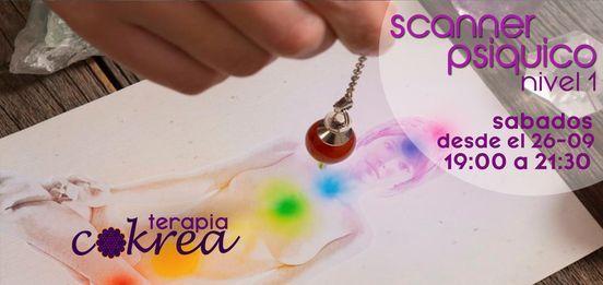Formación Scanner Psíquico Nivel 1 Online | Online Event | AllEvents.in