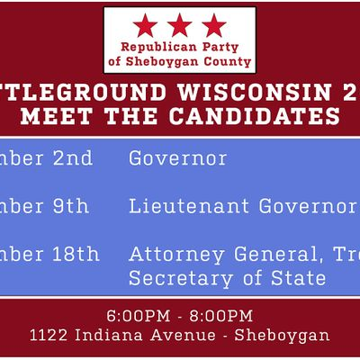 Meet the Candidates - Governor