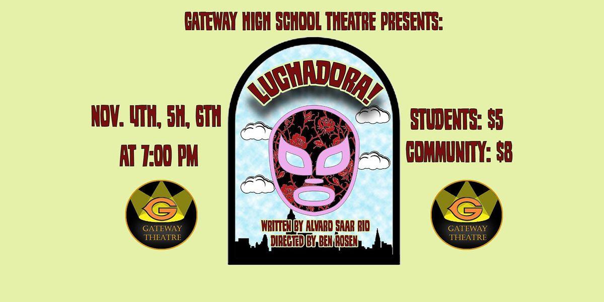 Luchadora, 4 November | Event in Aurora | AllEvents.in