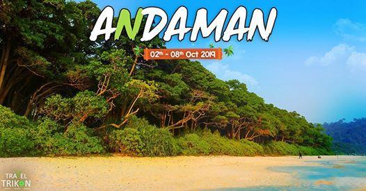 Trikon 1662 Andaman Tour