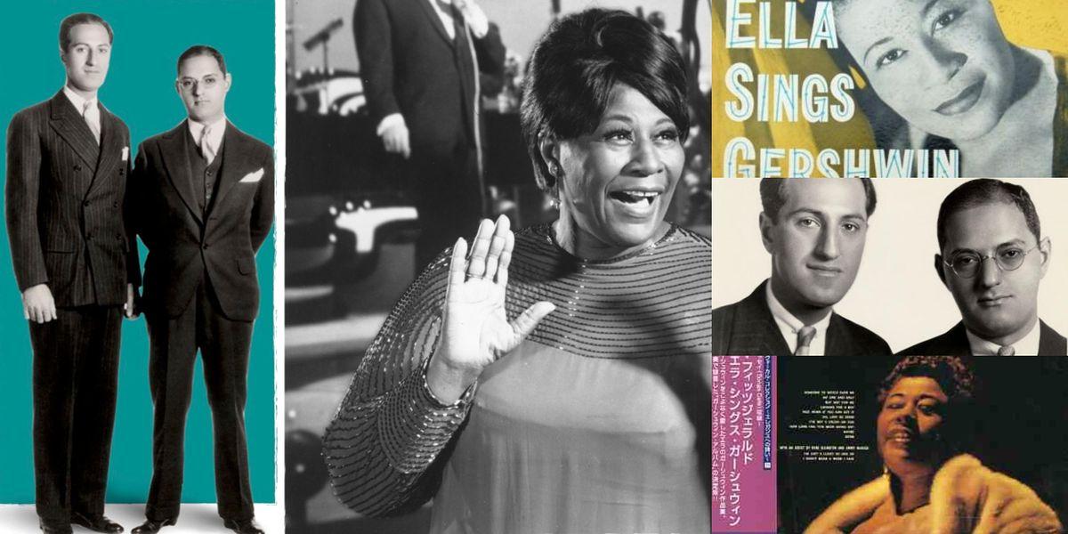 'Ella Fitzgerald & The Gershwins: Music's Greatest Collaboration' Webinar, 24 September | Online Event