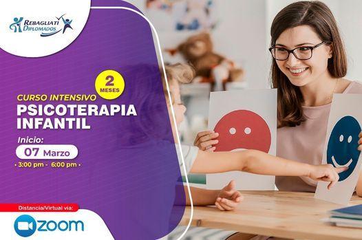 Curso Intensivo Psicoterapia Infantil, 7 March | Event in Lima | AllEvents.in