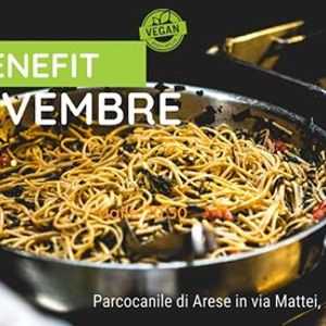 Cena Benefit di Novembre