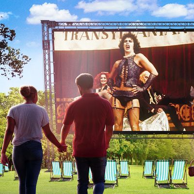 The Rocky Horror Picture Show Outdoor Cinema Experience at Margam Park