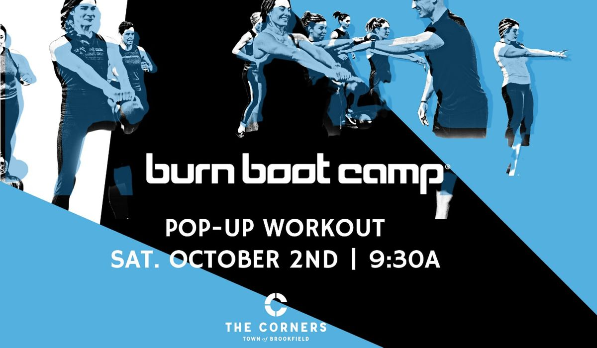 Burn Boot Camp Pop Up, 2 October | Event in Brookfield | AllEvents.in