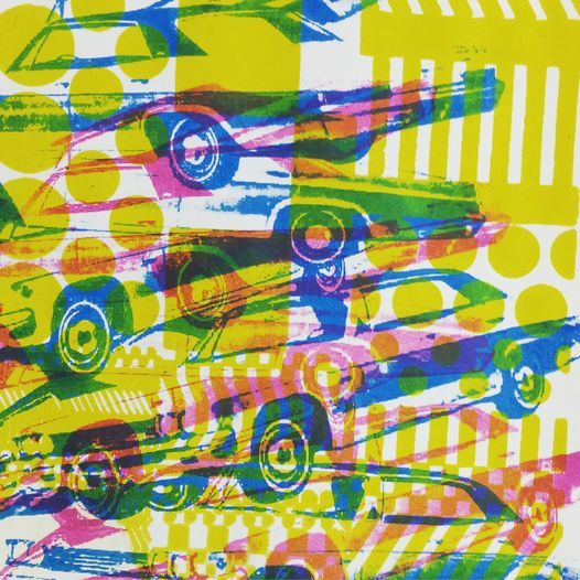 Screenprint Evening Classes - Improvers, 23 February | Event in Exeter | AllEvents.in