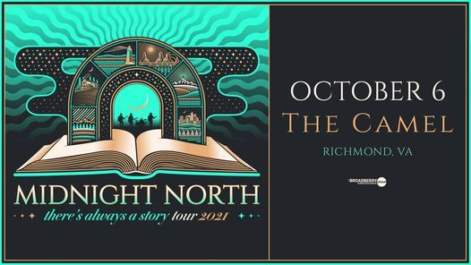 Midnight North Oct. 6 at The Camel Richmond, VA, 6 October | Event in Richmond | AllEvents.in