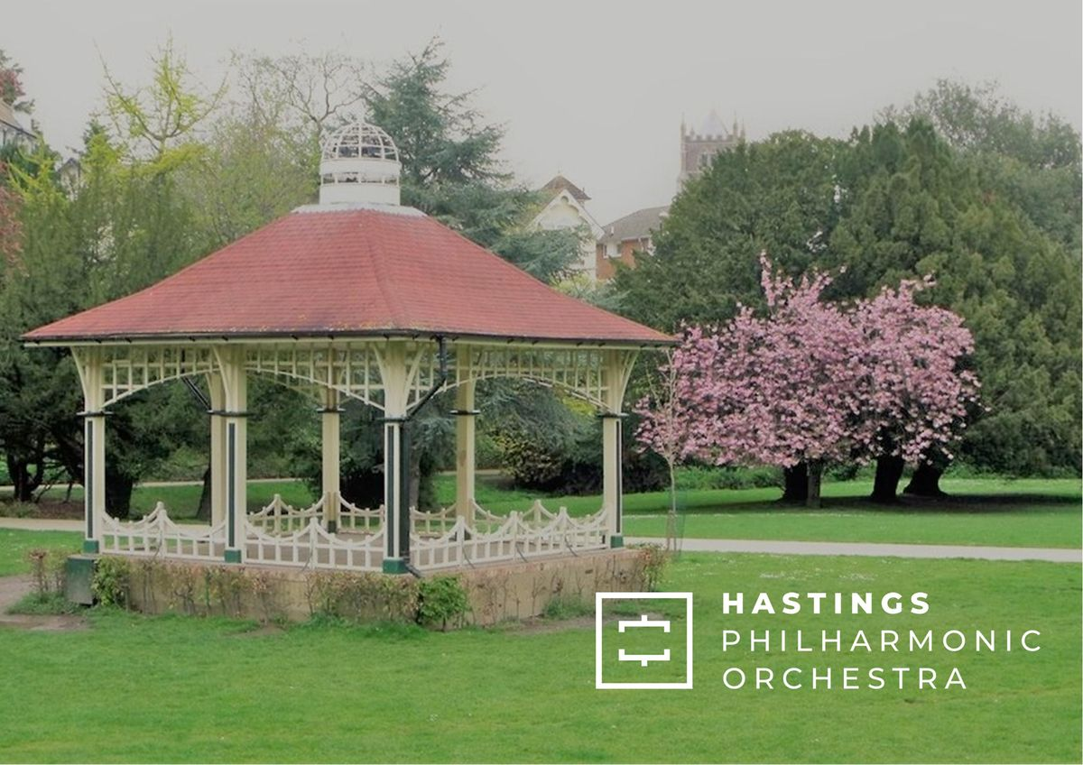 HPO | Alexandra Park, 18 July | Event in Hastings | AllEvents.in