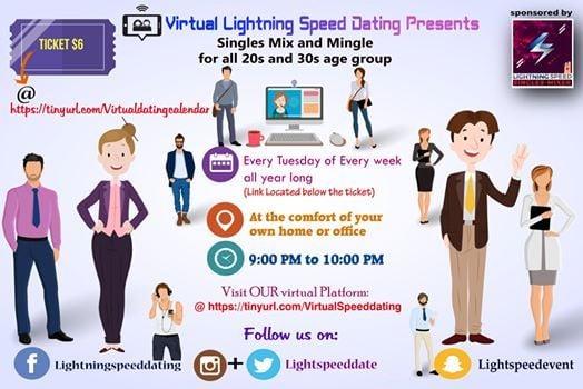 speed dating sacramento 20s
