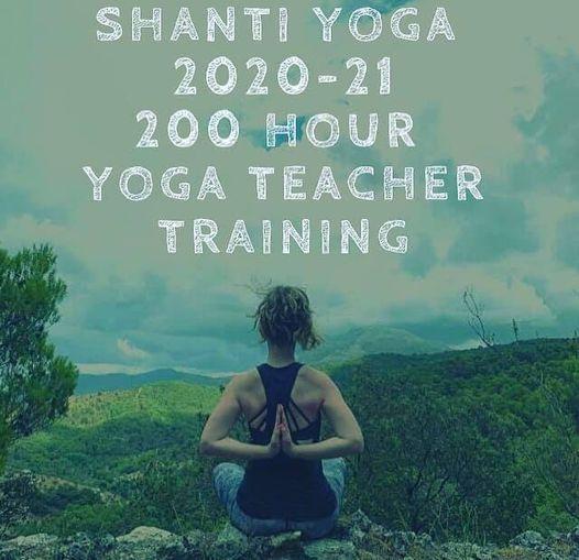 Shanti Yoga 200 hour Teacher Training 2020-21, 19 February | Event in Glasgow | AllEvents.in