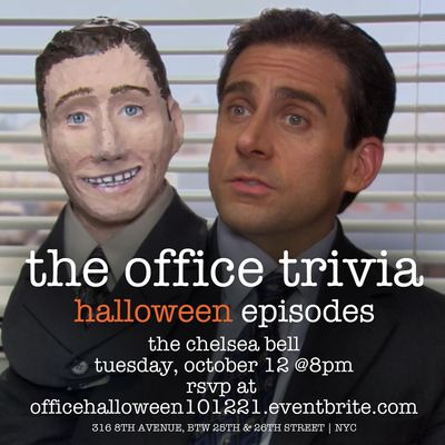 The Office Trivia Halloween Episodes