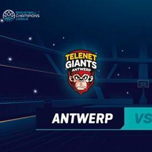 Telenet Giants Antwerp v AEK