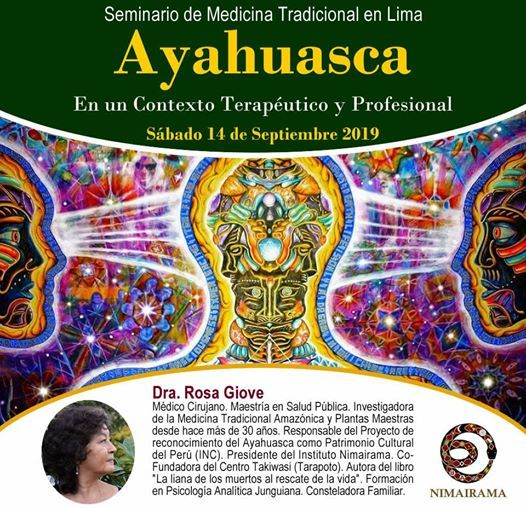 Ayahuasca Ceremony events in the City  Top Upcoming Events for