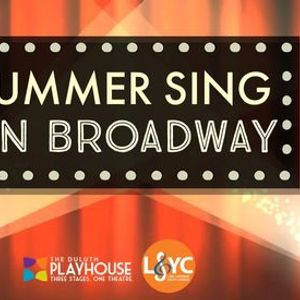 Summer Sing On Broadway