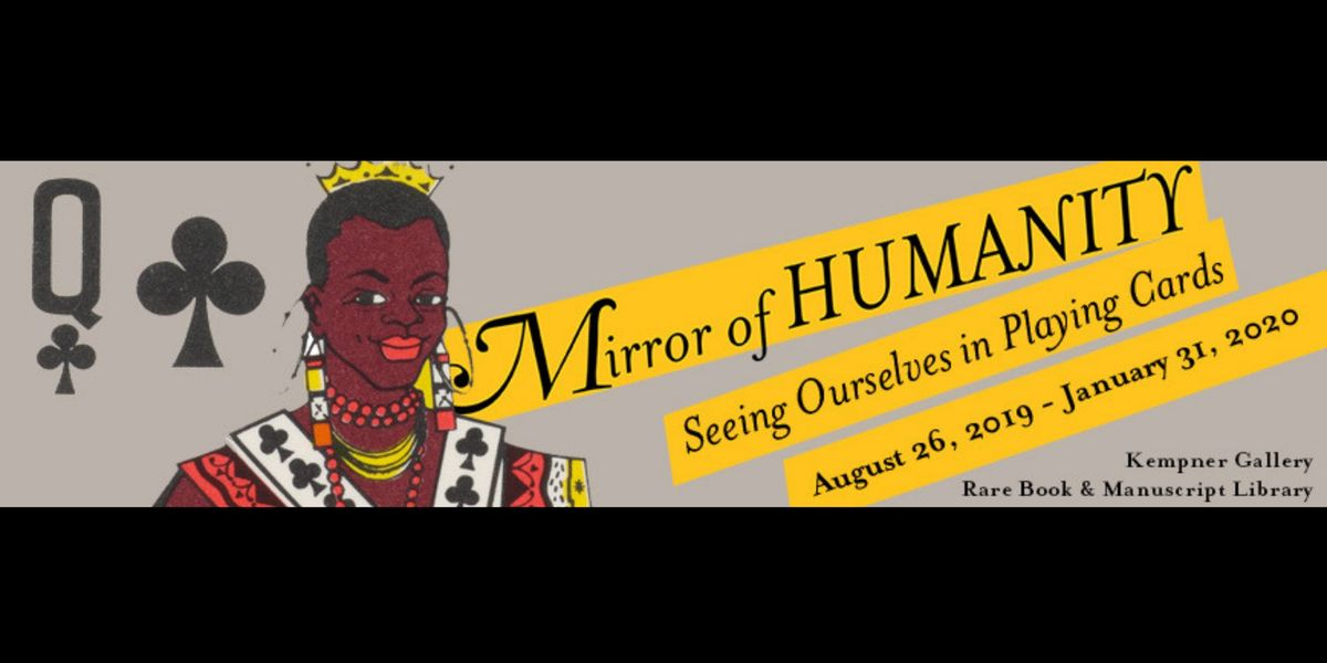 Mirror of Humanity Seeing Ourselves in Playing Cards