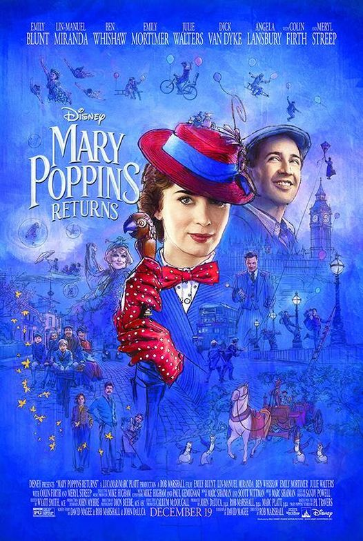 Mary Poppins Returns, 22 May | Event in Ilford | AllEvents.in